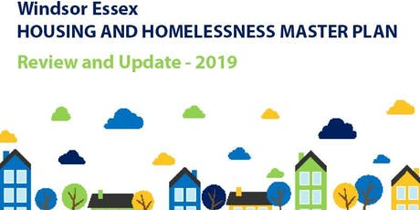 Presentation on Draft Windsor Essex Housing and Homelessness Master Plan tickets