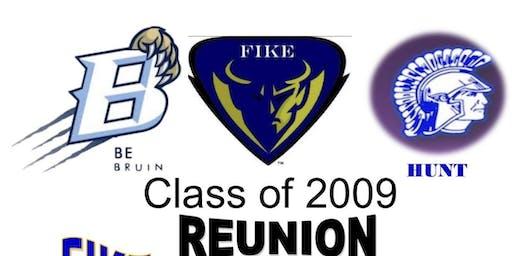 '09 10 Year Class Reunion