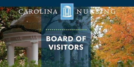 UNC School of Nursing Board of Visitors 2019 Fall Meeting tickets