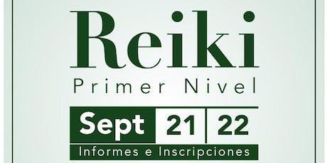 Iniciación en el Primer Nivel de Reiki (Bariloche) entradas