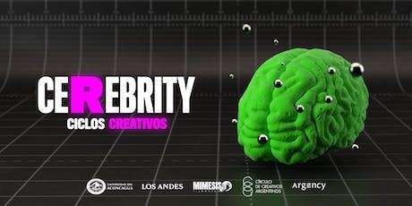 CeRebrity- Ciclos Creativos entradas