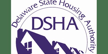 DSHA LIHTC 2020 QAP Developer's Forum: October 10, 2019 tickets