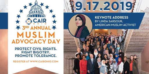 CAIR-Ohio 3rd Annual Muslim Advocacy Day