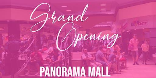Grand Opening Panorama Mall Store