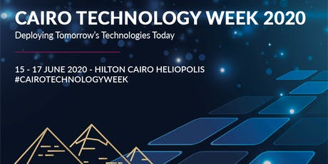 Cairo Technology Week 2020 tickets