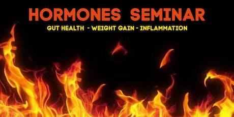 Stress, Hormones, and Inflammation Seminar tickets