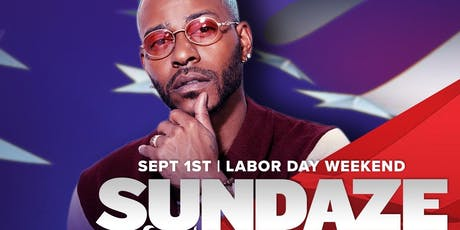 Sundaze Day Party w/Eric Bellinger tickets