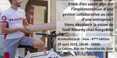 LinkedIn Local - Sion - 29 août 2019 (6ème édition) billets