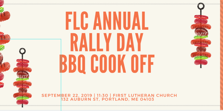 First Lutheran 1st Annual BBQ Cook-off! tickets