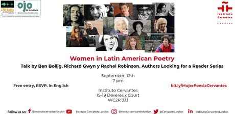 Women in Latin American Poetry tickets
