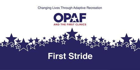 First Stride - Clinic Participant Registration with Amputee Prosthetic Clinic tickets