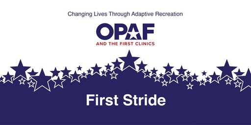 First Stride - Clinic Participant Registration with Amputee Prosthetic Clinic