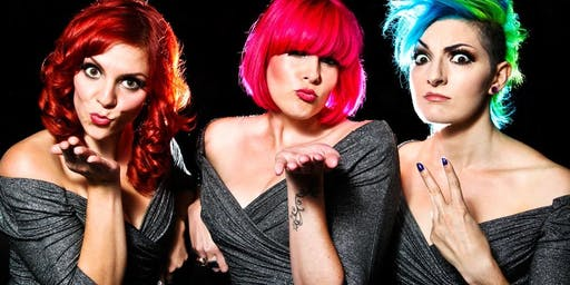 The Lounge Kittens | Family matinees + evening adult show | Sat 7th Dec at The Art House SO14