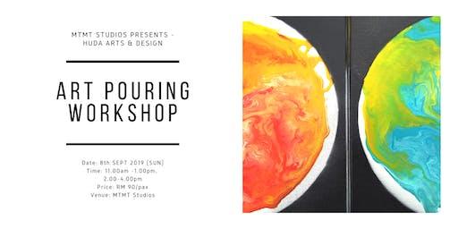 Art Pouring Workshop