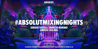#AbsolutMixingNights Palermo