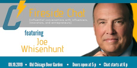Fireside Chat with Joe Whisenhunt tickets