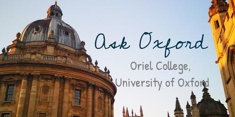 Ask Oxford: Worcester | Teacher Engagement Event for State Schools tickets