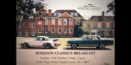 Horizon Classics Breakfast tickets