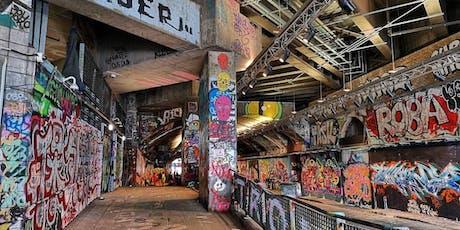 Graffiti Talks (Afternoon) tickets