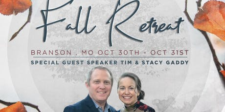 Missouri District Fall Retreat 2019 tickets