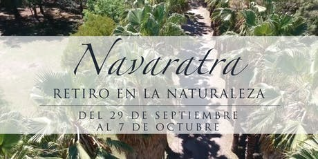 NAVARATRA - RETIRO EN LA NATURALEZA entradas