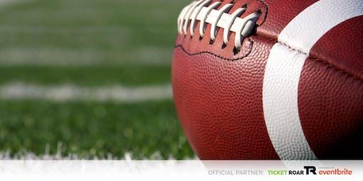 Sam Houston vs North Mesquite Varsity Football