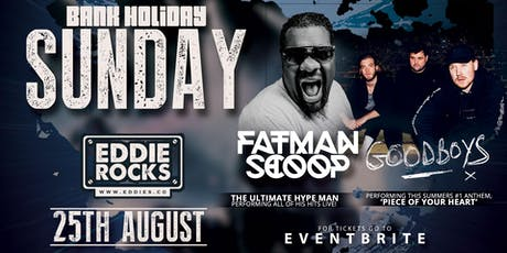 Fatman Scoop & Goodboys tickets
