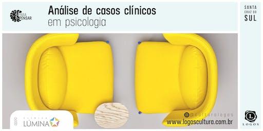 Análise de casos clínicos em psicologia
