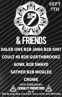 Sin7 & Friends