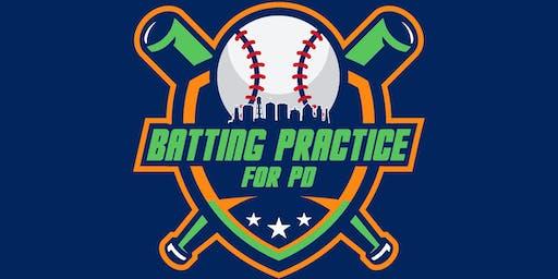 Batting Practice for Parkinson's Disease