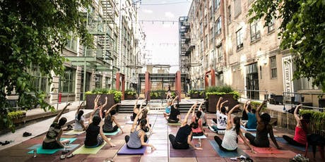 FREE Outdoor Sunset Yoga by Setu tickets