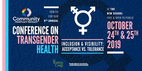 9th Annual Conference on Transgender Health tickets