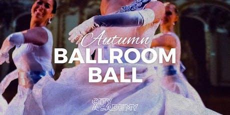 Autumn Ballroom Ball  tickets