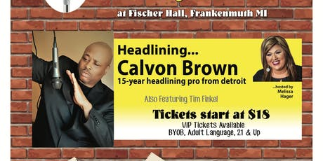 Comedy Show- Fischer Hall tickets