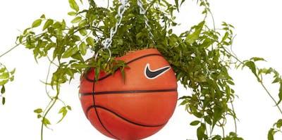 Slam Dunk: Basketball Planter Workshop with Bodega Rose