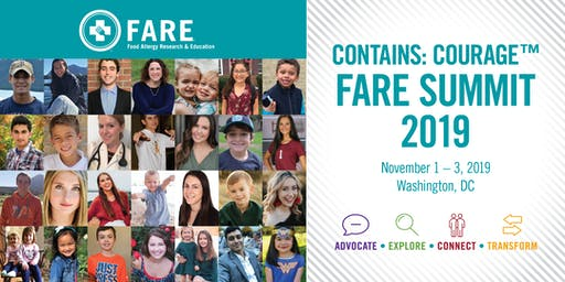Contains: Courage FARE Summit 2019