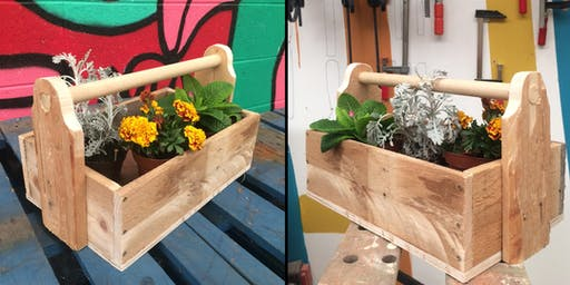 Intro to Woodwork: Toolbox