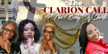 The Clarion Call To The Body  of Christ tickets