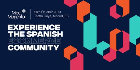 Meet Magento Spain 2019 #MM19ES entradas