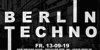 Berlin Techno I Rave I Clubbing I Dance