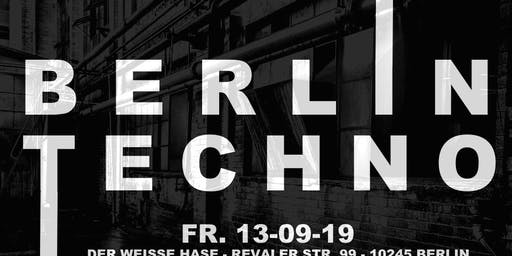 Berlin Techno I Rave I Clubbing I Dance