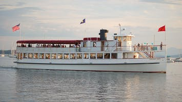 One-Hour Inner Harbor Sightseeing Cruise
