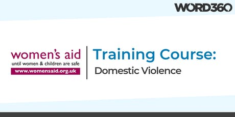 Word360 Training Course - Domestic Violence tickets