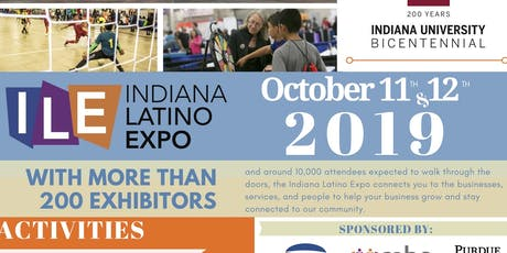 EXPO - Indiana Latino EXPO 2019 tickets