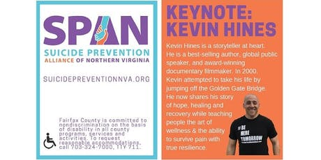 Promoting Wellness and Preventing Suicide in Northern Virginia tickets