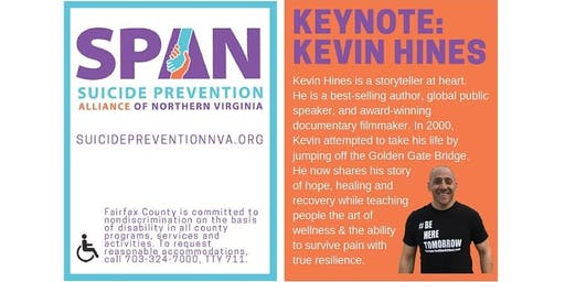 Promoting Wellness and Preventing Suicide in Northern Virginia