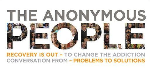 "Recovery Month Lunch and Learn- ""The Anonymous People"""