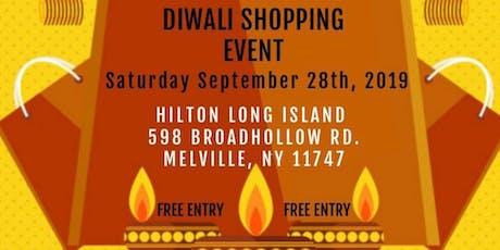 Diwali Shopping Event tickets