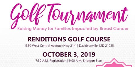 3rd Annual Nanci's Gift Golf Tournament tickets