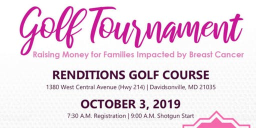 3rd Annual Nanci's Gift Golf Tournament